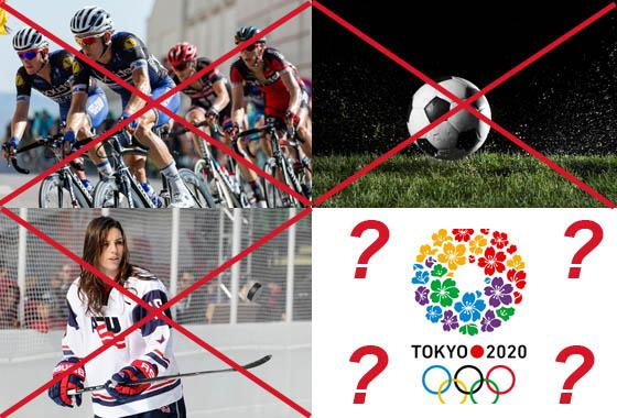 Спорт проигрывает коронавирусу. Многие соревнования уже отложены. Какова судьба Олимпиады?