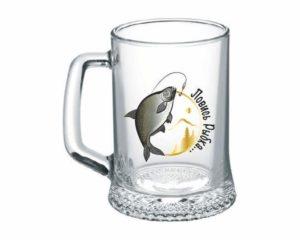 кружка рыбака