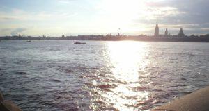 Санкт-Петербург. День города