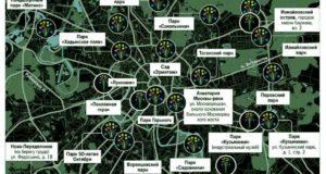 Москва-День города