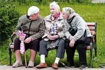 Повышение пенсии неработающим пенсионерам в 2021 году