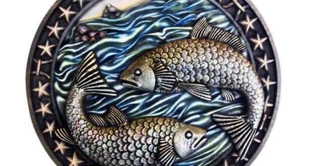 Рыбы - зодиак