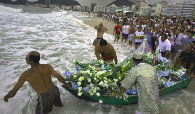Новогодние традиции Бразилии